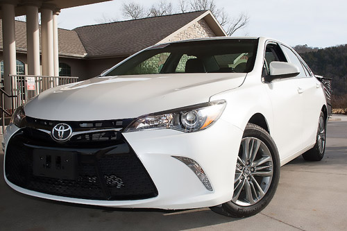 2016 Toyota Camry for sale Branson Springfield Missouri