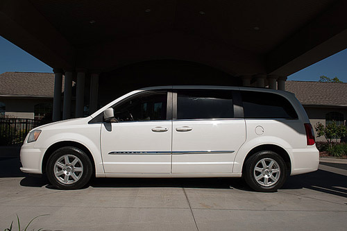 Chrysler Town and Country Minivan sale Branson Springfield MO