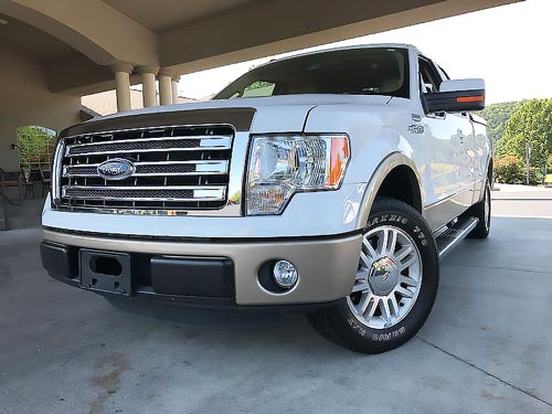 Used Ford F 150 sale Crew Cab