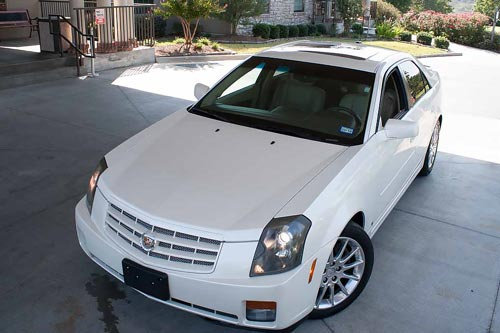 Used Cadillac CTS for sale in Springfield, Branson MO Missouri