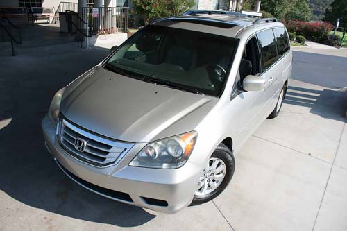 Used Honda Odyssey for sale Springfield Branson MO