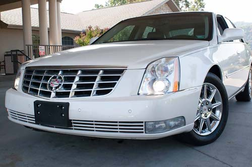 Used Cadillac DTS for sale in Branson Springfield MO
