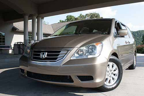 Used Honda Odyssey  for sale in Springfield Branson MO