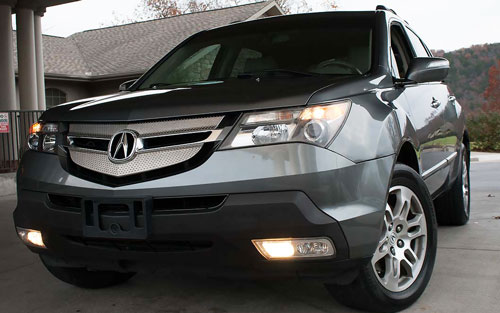 AWD Four wheel drive Acura MDX  third row for sale in Springfield Branson MO