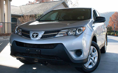 AWD 2013 Used Toyota RAV4 for sale