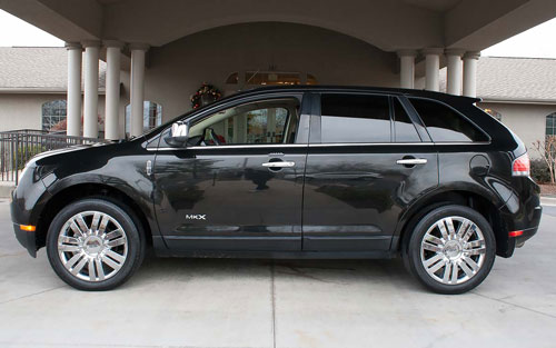 Lincoln MKX SUV Crossover for sale Springfield Branson MO