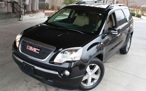 Used  GMC Acadia for sale in Branson Springfield MO