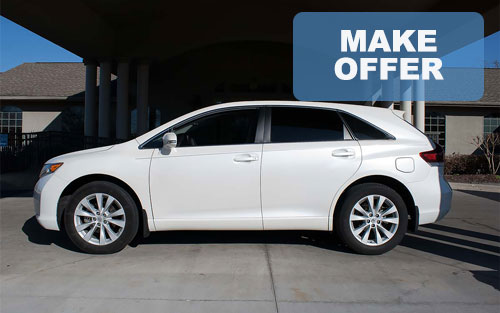 2015 pre-owned Toyota Venza  for sale in Springfield, Branson MO