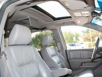 Used Honda odyssey for sale in Springfield MO with Sunroof